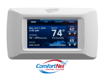 Communicating Wi-fi Thermostat