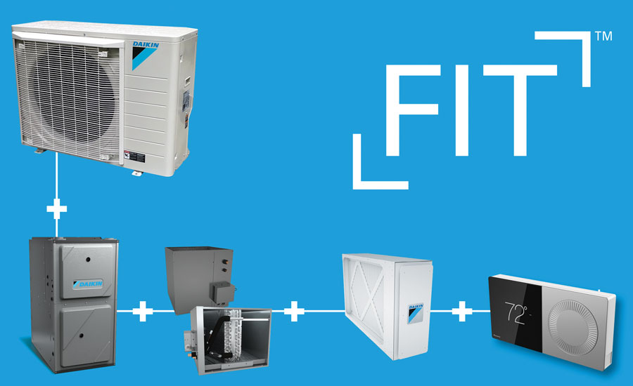 The DAIKIN FIT System